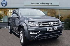Volkswagen Amarok Highline 3.0TDI V6 258PS Highline 4M Pick-Up **NO VAT**