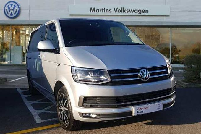 Volkswagen Caravelle Executive 2.0BiTDI 199 Eu6 BMT SWB 7s DSG with LEDs