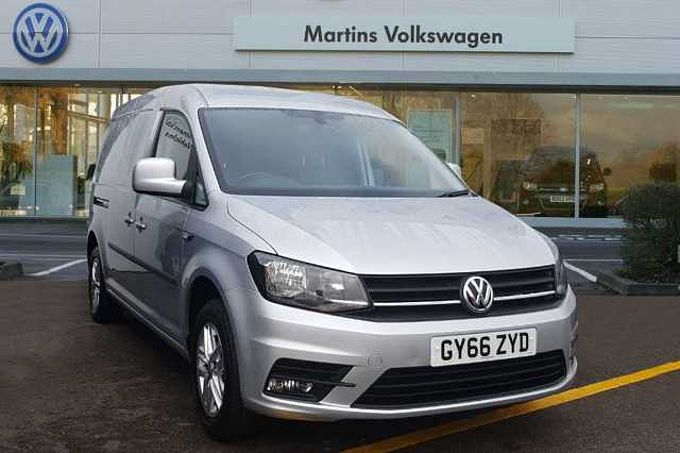 Volkswagen Caddy Maxi C20 Diesel 1.6 TDI BlueMotion Tech 102PS Highline Panel Van