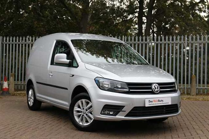 Volkswagen Caddy 2.0 TDI (102PS) C20 Highline NAV Panel Van