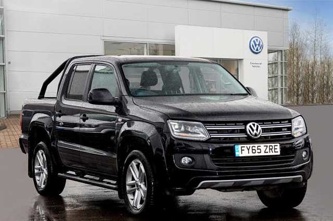 Volkswagen Amarok 2.0Bitdi 180PS Atacama 4MOTION SEL Pick-Up