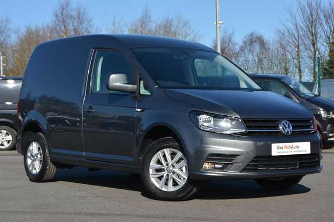 Volkswagen Caddy C20 102PS Highline BMT - Nav